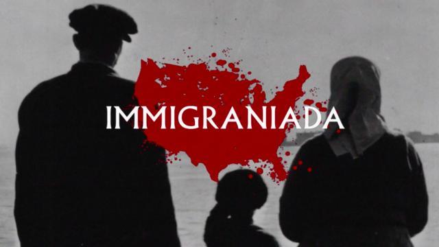 Gogol Bordello, immigrants, immigration, Immigraniada