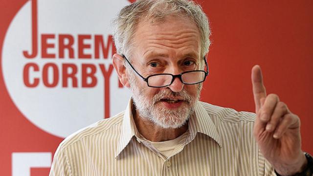 Jeremy Corbyn, MPs