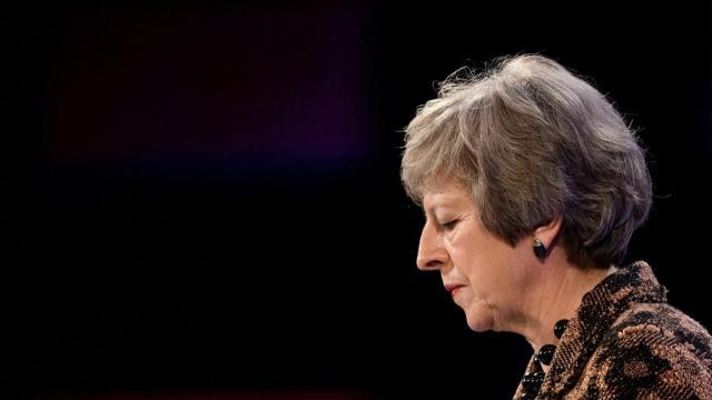 Brexit, Brexit failure, Irish border, Theresa May, UK borders, Leave campaign, second Brexit referendum
