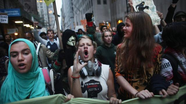 Occupy Wall Street, OWS, Occupy protests, Zuccotti Park, wealth inequality, Occupy anniversary