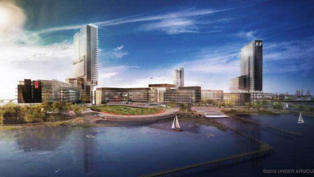 tax increment financing, TIF agreements, Michael Phelps, Sagamore Development Corporation, Port Covington plan, Baltimore gentrification, Baltimore development
