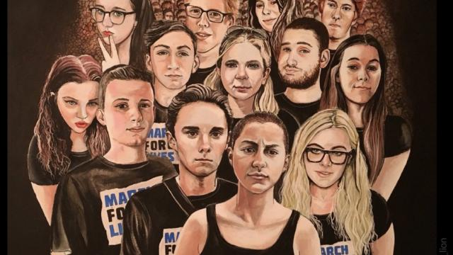 #NeverAgain, March For Our Lives, Enough