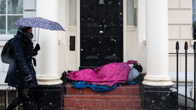 Brexit chaos, no-deal Brexit, U.K. homelessness, U.K. hate crimes, U.K. xenophobia, rise in hate crimes, rise in homelessness, Leave campaign, Jo Cox murder
