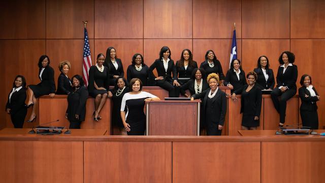 women of color, #Houston19, black women judges, judicial reform