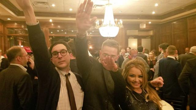 alt-right, neo-Nazis, fascists, National Policy Institute, Southern Poverty Law Center, Kevin MacDonald, Peter Brimelow, Richard Spencer, Tila Tequila, white supremacists, Holocaust, Nazi Germany, anti-Semitism