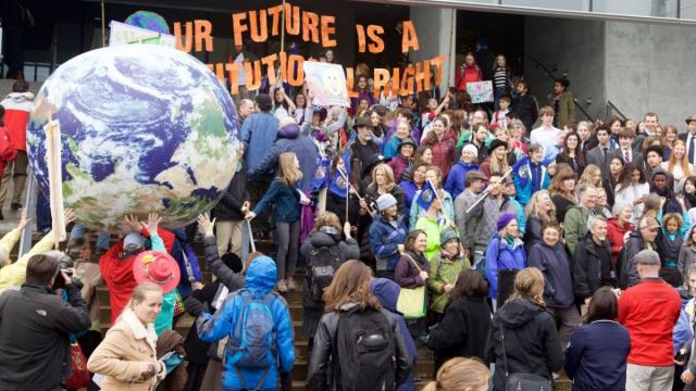 climate policy, climate impacts, climate denial, climate deniers, young climate plaintiffs
