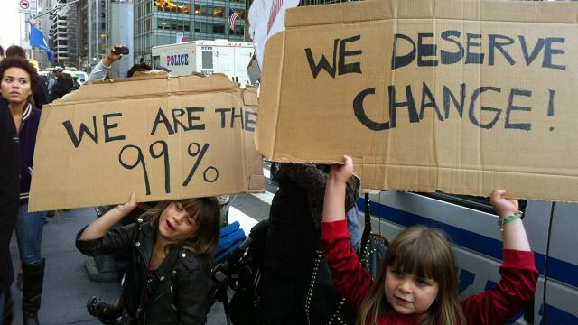history life occupy movement occupy wall street