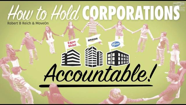 corporate accountability, corporate profits, worker rights, Accountable Capitalism Act, corporate lawbreaking