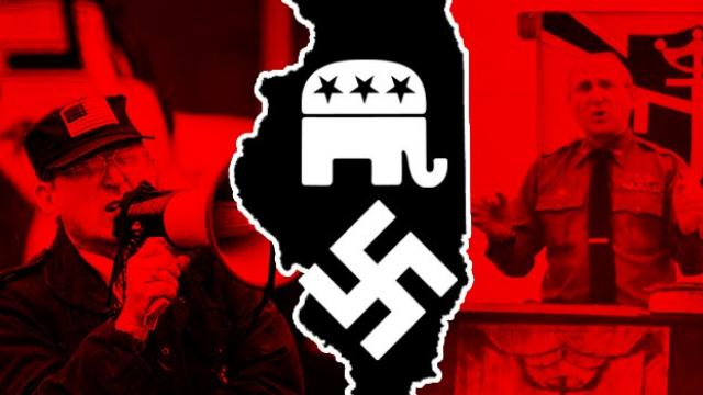 Nazi candidates, racist candidates, bigotry, racism, neo-Nazis, rightwing extremists