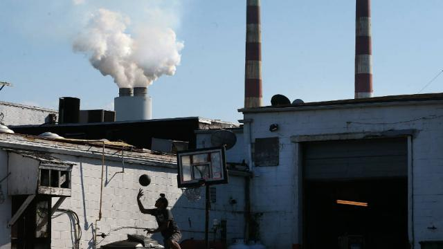 EPA, air pollution, environmental justice