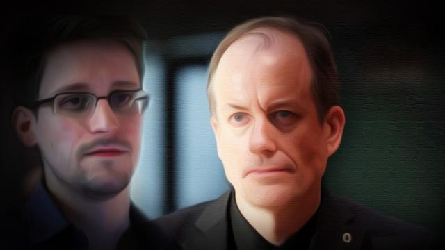 Edward Snowden, Thomas Drake, National Security Agency, NSA