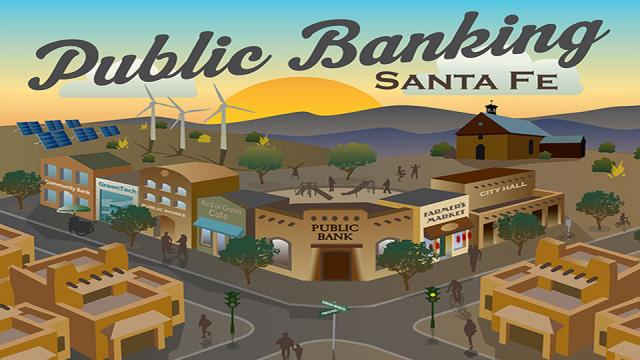 public banks, public banking movement, Bank of North Dakota, Santa Fe public bank, Los Angeles public bank, divestment movement