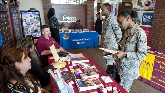 High School Military Recruitment Debate