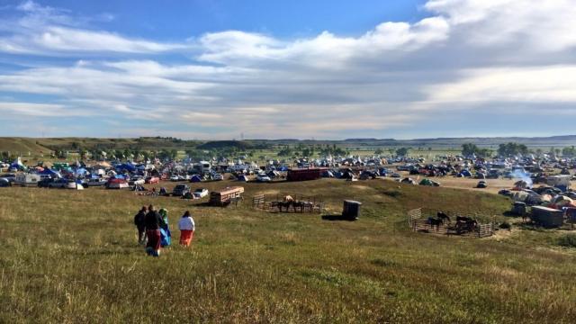Standing Rock Sioux Tribe, Dakota Access Pipeline, Keystone XL pipeline