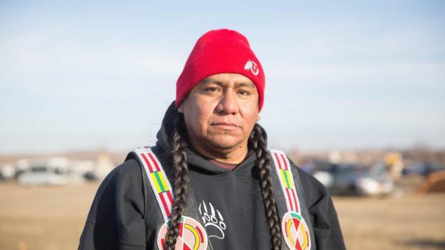 Standing Rock, Dakota Access Pipeline, Alex Garland