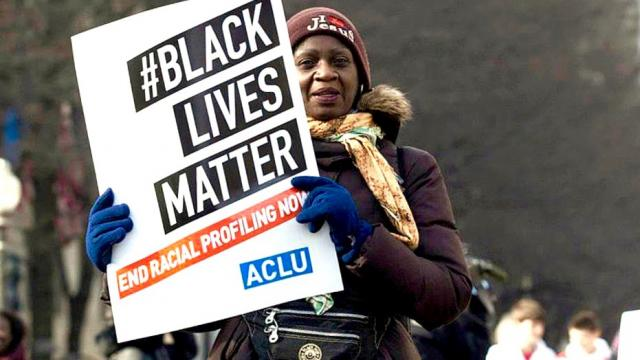 Black Lives Matter, ACLU of Oregon, state surveillance, surveillance programs