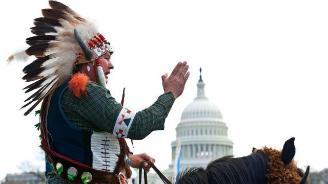 США должны быть разрушены | Мысли Индейского Вождя
