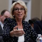 Education Department, Betsy DeVos, charter schools, school vouchers, student aid, student debt, education funding, education budget, GreatNet, Pennsylvania Higher Education Assistance Agency, Navient, ACS Education Services, Consumer Financial Protection