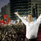 Syriza Party, Alexis Tsipras, Greek left, Syriza failures, E.U. bailouts, Greek austerity policies, Costas Lapavitsas, Troika, E.U. debt crisis