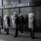 Greek debt crisis, Greek anti-austerity movement, Alexis Tsipras, Troika, Syriza party, Greek referendum, Euro crisis
