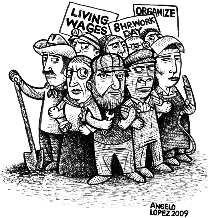 strength in union the labor movement will be televised occupy com